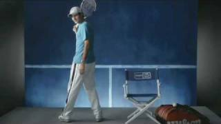 2010 Olympus US Open Series: Roger Federer thumbnail