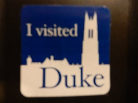 Duke University Life's A Whirlwind College Tour