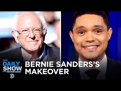 Bernie Sanders's Healthy Makeover & Historic Flooding in Venice | The Daily Show thumbnail