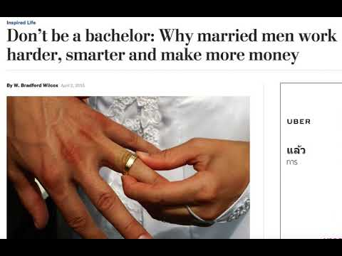 Ronin Man's Unique take on Marriage, Commitment & Societies Bias Against Single Men MGTOW