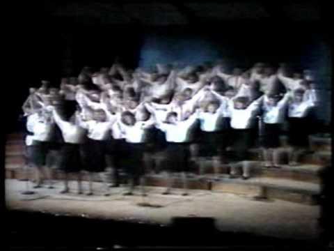 Academy Singers Chrismas Concert 1986, Part 4