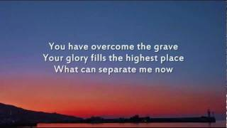 Hillsong - At the Cross - Instrumental with lyrics