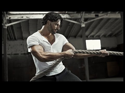 Joe Manganiello's Fitness Tips