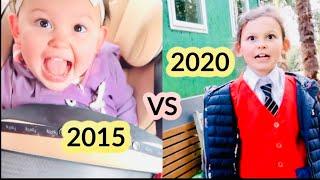 EMILIA SACCONEJOLY    2015  VS  2020