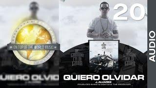 J Alvarez - Quiero Olvidar | Track 20 [Audio]