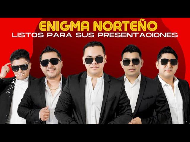 Enigma Norteño nos habla de su álbum:
