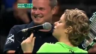 فضيحة لاعبة التنس - بوس حار