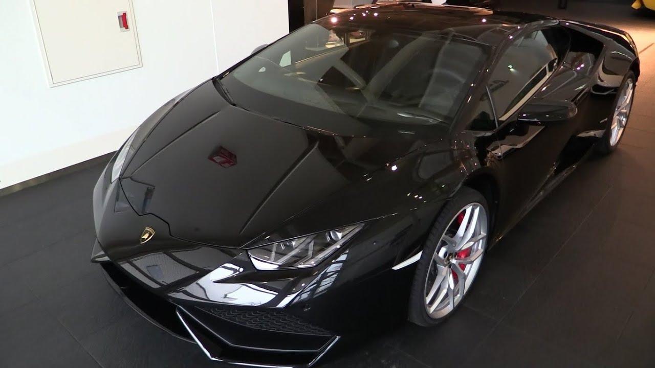 2017 Lamborghini Huracán LP610 4 In Depth Review Interior Exterior   YouTube
