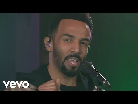 Craig David - IDGAF (Dua Lipa Response cover) in the Live Lounge