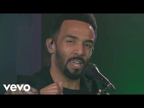 Craig David - IDGAF (Dua Lipa Response Cover) In The Live Lounge