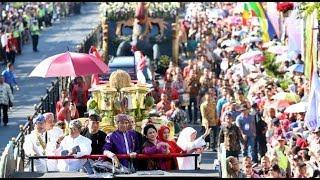Mantab jiwa.... Bikin Maceet saja Karnaval Santai ala SMK Nuklir Kaliwungu,  kondang juara 2 pulaa..