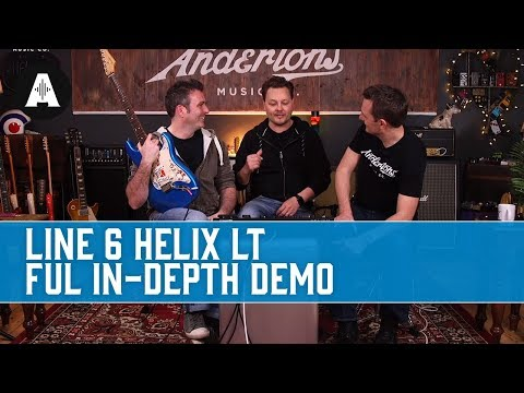 Line6 Helix LT - All you need to know.
