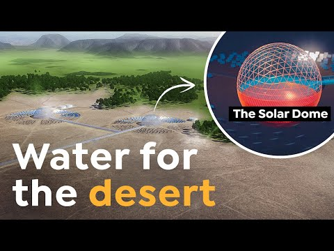 How to Turn Sea Water Into Fresh Water Without Pollution