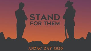 The Last Post for Anzac Day 2020