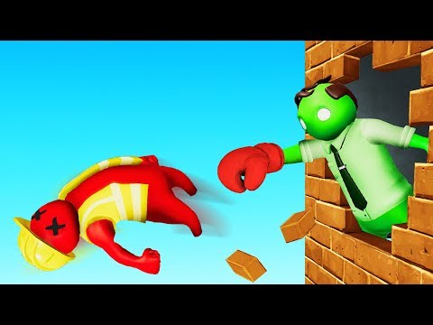 Survive The ULTIMATE KNOCKOUT Or LOSE! (Gang Beasts)