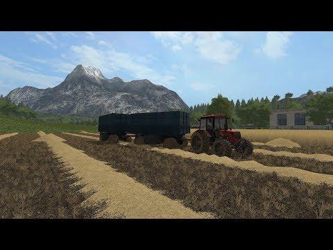 Farming Simulator 17 ► Село Каменка ►v 1.0.3, # 7.