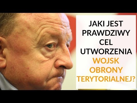 """Michalkiewicz u Gadowskiego: Stłumienie """"wołynki"""" sekretnym celem wojsk obrony terytorialnej? (3/3)"""