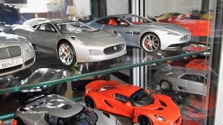 🚗   COMPLETE MODEL CAR COLLECTION 2017