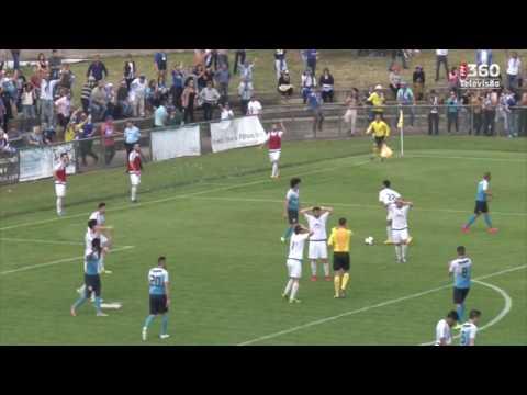 CPP: Vizela venceu o Anadia (3-2) e festejou a subida de divisão