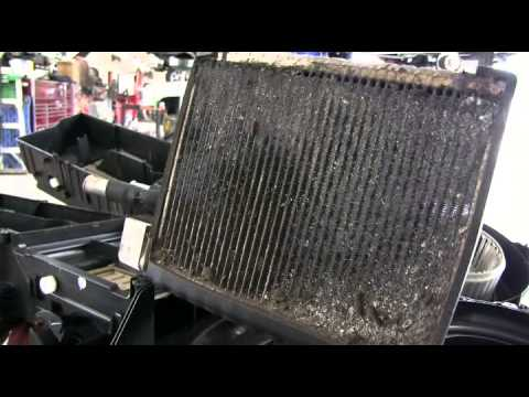 How To Identify A Bad Evaporator Core In A Dodge Truck