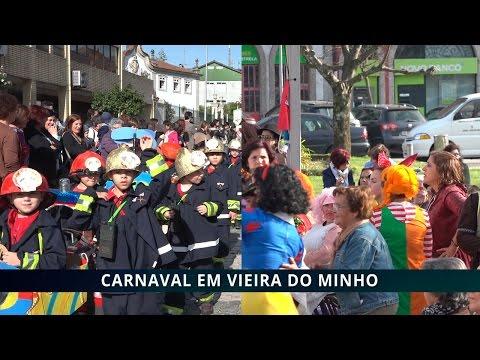 Carnaval em Vieira do Minho