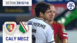 Piast Gliwice - Legia Warszawa [2. połowa] sezon 2015/16 kolejka 05