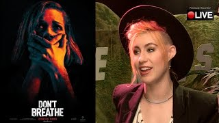 Don't Breathe Movie Review *