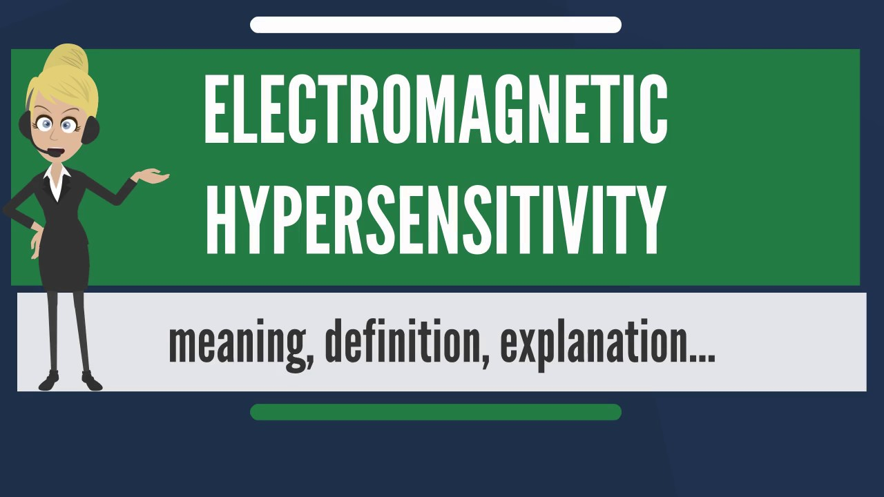curing electromagnetic hypersensitivity