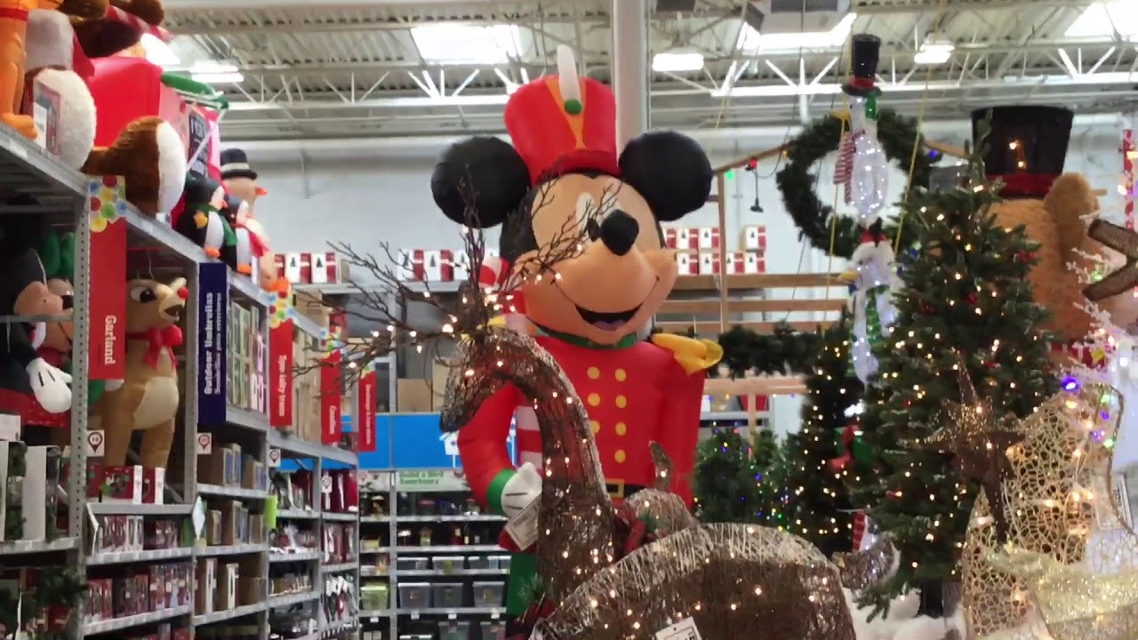 Lowes Christmas 2017  YouTube