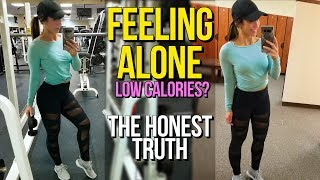 Feeling Alone on Low Calories? | Reading Comments