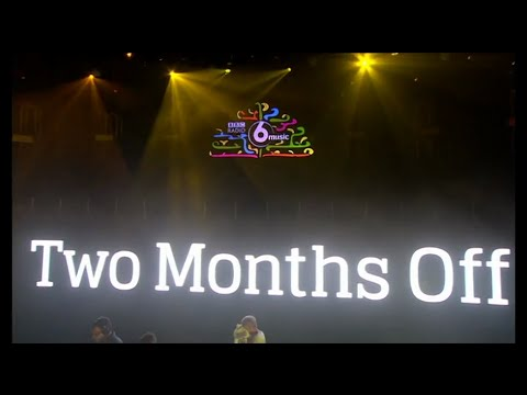 Underworld Two Months Off 6 Music Festival 2016 Youtube