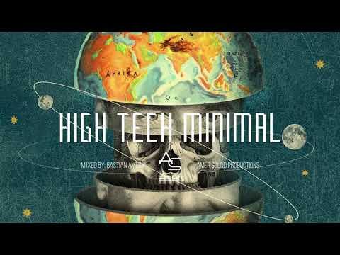 Minimal Techno & High Tech Minimal Mix 2021 | Mixed By Bastian Amery