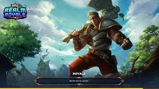Realm Royale (Fortnite avec des classes)
