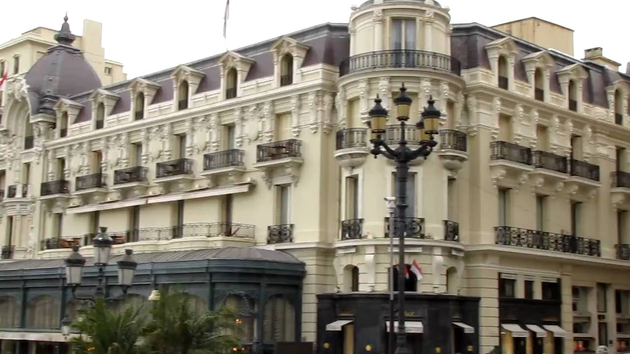 Monte carlo casino and hotel de paris monaco youtube for Hotel des bains paris 14e