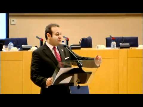 Archon Religious Freedom Conference: Egemen Bagis