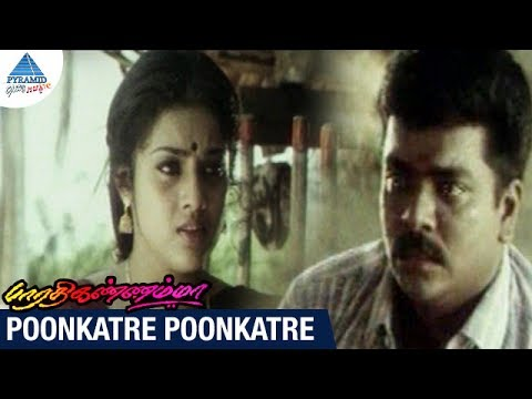 Bharathi Kannamma Tamil Movie Songs | Poongatre Poongatre Video Song | Parthiban | Meena | Deva