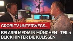 Zu Besuch bei ARRI Media in München - Profis für die Filmproduktion - Ein Blick hinter die Kulissen