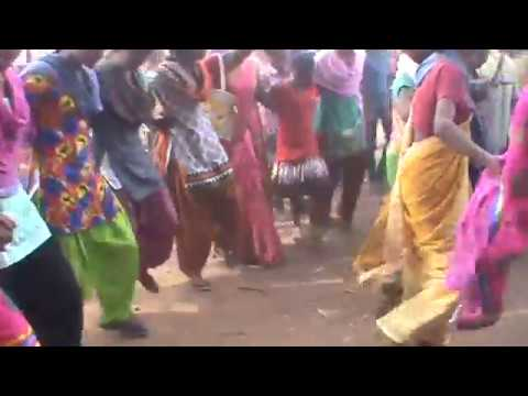 GIRLS DANCE 4 | nagpuri CHAINDANCE |...