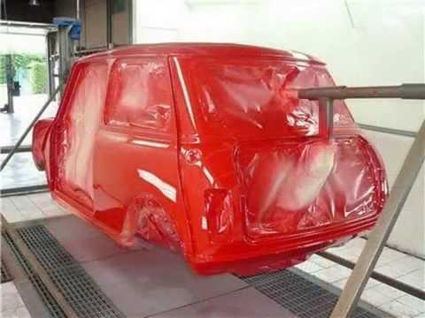 1998 MINI COOPER restoration