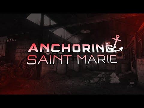 Anchoring: Saint Marie
