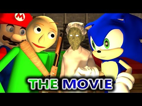 download GRANNY VS BALDI & SONIC CHALLENGE THE MOVIE! (official) Minecraft Horror Game Full Animation Video