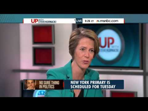 Zephyr Teachout Andrew Cuomo is a not a Democrat  MSNBC