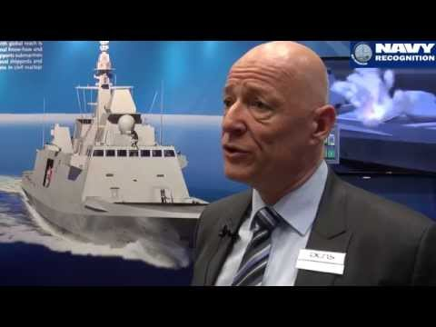 DCNS Surface Warfare Solutions at DIMDEX 2014 Maritime Defense Exhibition in Doha, Qatar