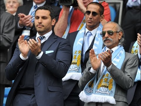 Man City chairman eyes domination after Premier League title win