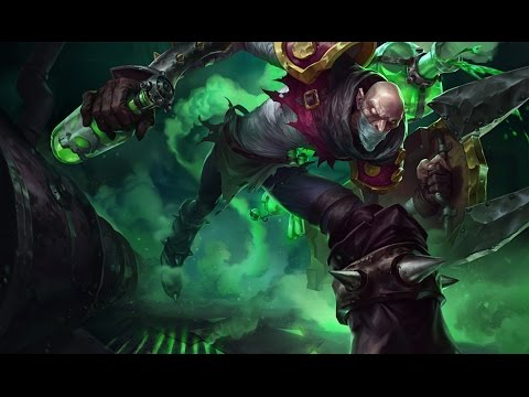 (LoL) Music for playing as Singed 1 hour