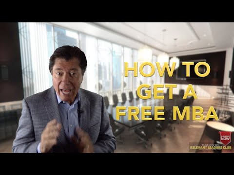 How to GET a FREE MBA | Leadership speaker | Ross Shafer