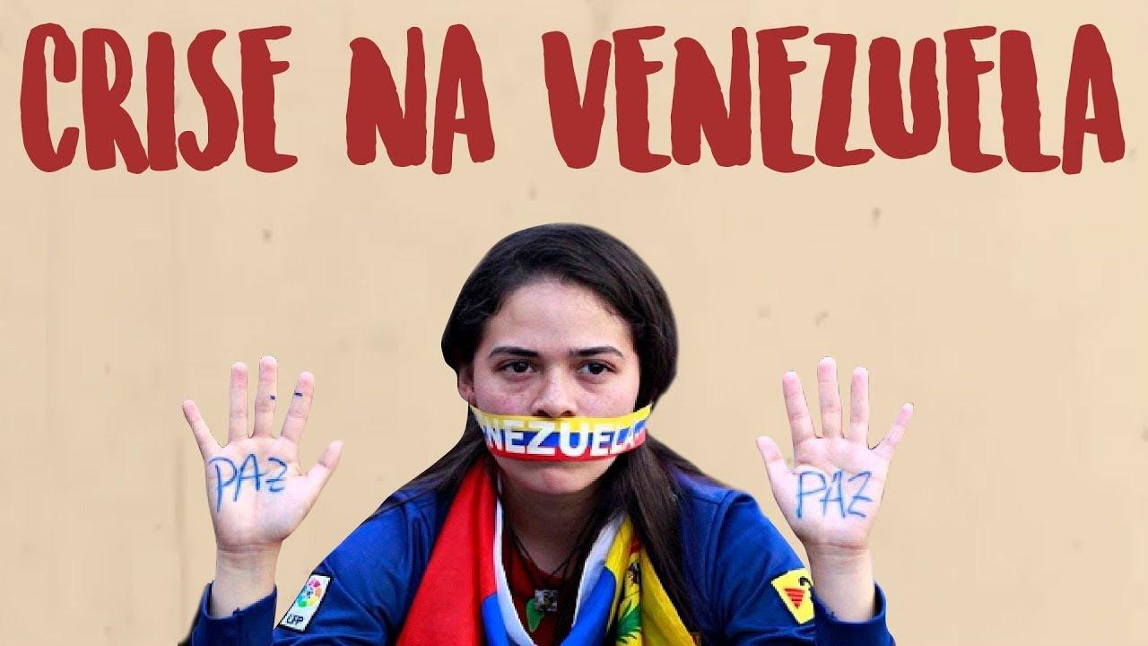 CRISE NA VENEZUELA | Explicando em minutos | Luciano Hang