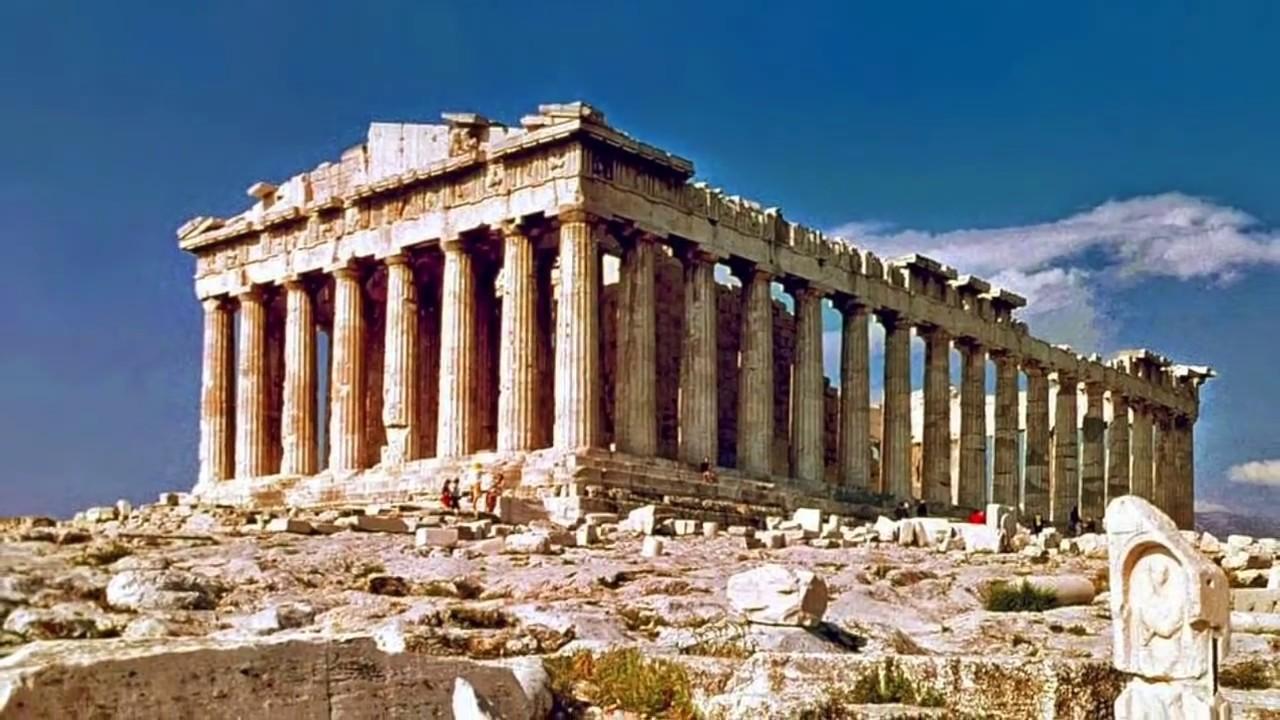 La Acrópolis de Atenas - YouTube