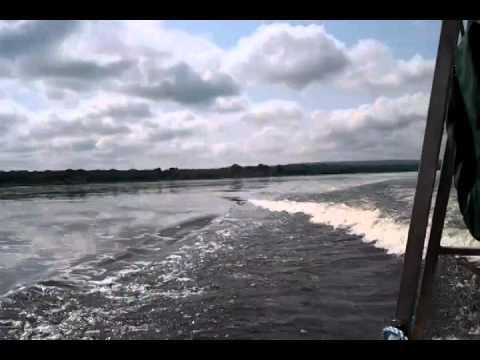 Uganda 2012 - Fishing on the Nile River