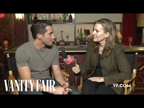 Jake Gyllenhaal - Behind The Scenes Interview At His Vanity Fair Hollywood Issue Cover Shoot